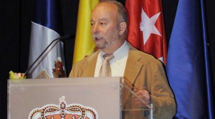 Valdemorillo lamenta el repentino fallecimiento de su cronista oficial, Antonio Laborda