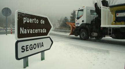 La estación de esquí de Navacerrada reabre este jueves, mientras que Valdesquí lo hará el viernes