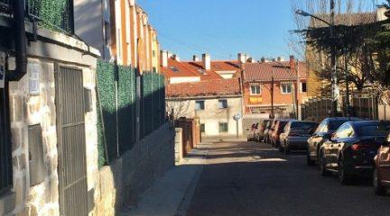 El Escorial invierte 124.000 euros en mejoras en las calles Francisco de Mora, Felipe V y La Cruz