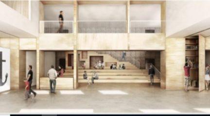 Los Molinos aprueba el proyecto para convertir el antiguo colegio en Casa de Cultura