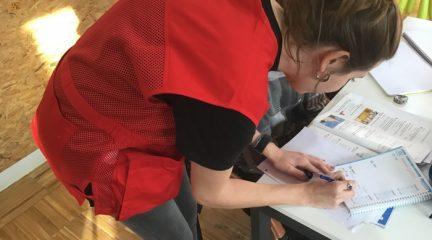 Cruz Roja pone en marcha en Colmenarejo una nueva actividad para la ayuda a menores en dificultad social