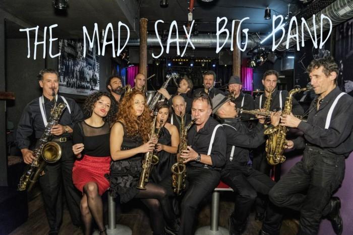 mad six big band