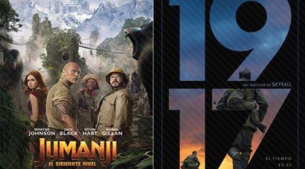 """""""Jumanji"""" y """"1917"""": cine este fin de semana en el Centro Cultural de Becerril de la Sierra"""