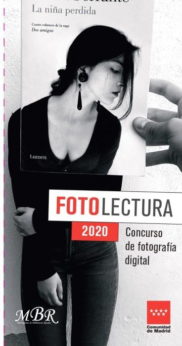 concurso de fotografía digital Fotolectura 2020