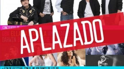 Aplazado el festival Memory Pop en Valdemorillo