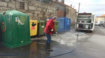 Valdemorillo apela a la concienciación de los vecinos para que no dejen la basura fuera de los contenedores