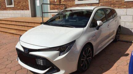 La Policía Local de Valdemorillo cuenta con dos nuevos coches, cedidos de forma gratuita