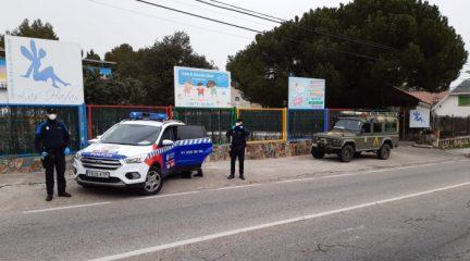 La Policía de Galapagar ha puesto ya 36 multas por no cumplir con las restricciones durante el Estado de Alarma
