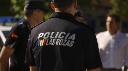 La Policía de Las Rozas interpone cerca de 40 denuncias a vecinos que se han saltado el estado de alarma