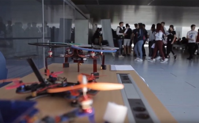 dron social torrelodones