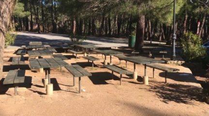 """Guadarrama pide que se abandone la zona recreativa de La Jarosa ante la afluencia """"masiva"""" de visitantes"""