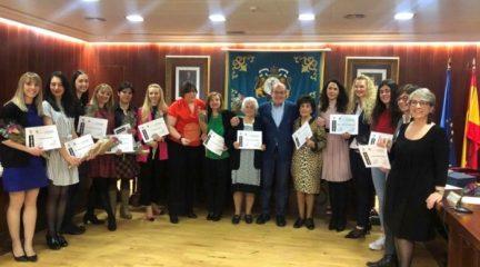El Ayuntamiento de El Escorial celebra el 8-M con la entrega de sus Premios Mujer 2020