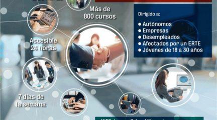 El área de Empleo de Hoyo ofrece 800 cursos on line gratuitos