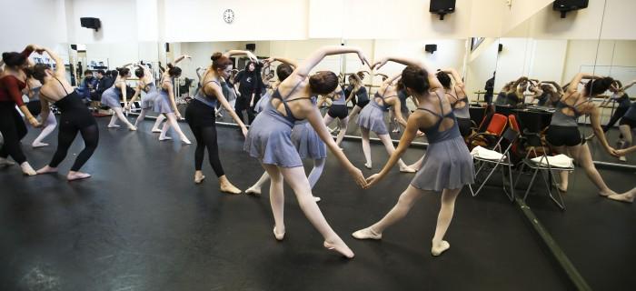 escuela danza las rozas