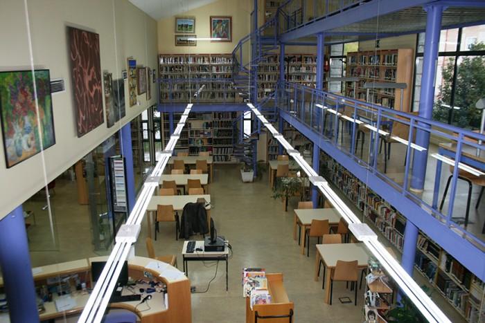biblioteca alpedrete