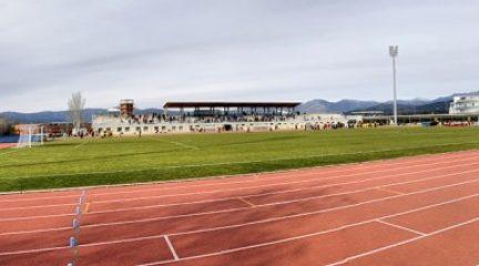 Abre sus puertas la pista de atletismo de la Ciudad Deportiva de Collado Villalba