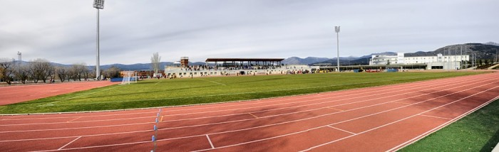 pista deportiva villalba