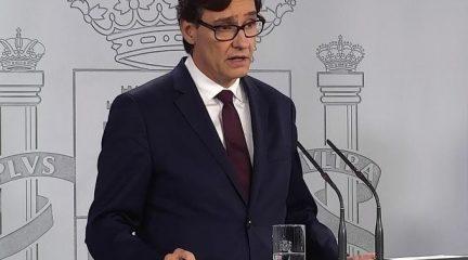 El Gobierno propone a la Comunidad de Madrid entrar en una fase 0,5 similar a la planteada para Barcelona
