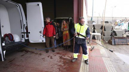 Valoriza comienza a prestar su servicio de recogida de basura y limpieza viaria en Collado Villalba el próximo lunes