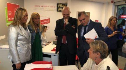 La Comunidad de Madrid reabre las oficinas de gestión de la Tarjeta de Transporte Público