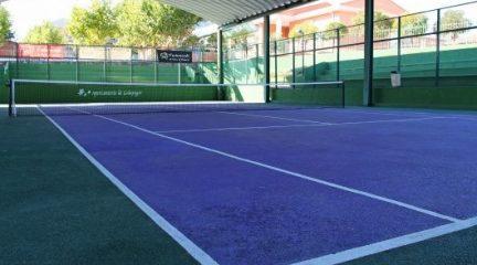 Galapagar reabre desde el lunes las pistas de tenis, pádel y frontón, así como el campo de fútbol 7