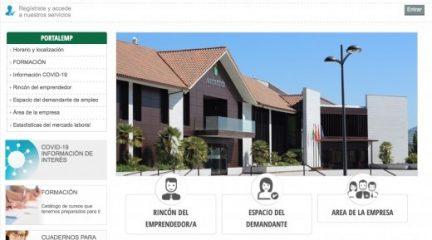 Galapagar estrena un nuevo portal de empleo más completo e intuitivo