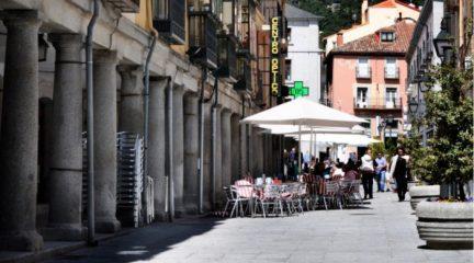#QRicoSanLorenzo: el Ayuntamiento pone en marcha una iniciativa para facilitar el regreso de la hostelería