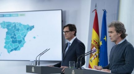 """Madrid se queda una semana más en fase cero, tras una """"importante discusión"""" entre Gobierno y Comunidad"""