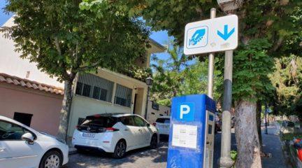 El lunes 25 se reanuda la 'zona azul' en San Lorenzo de El Escorial, coincidiendo con la Fase 1 de la desescalada