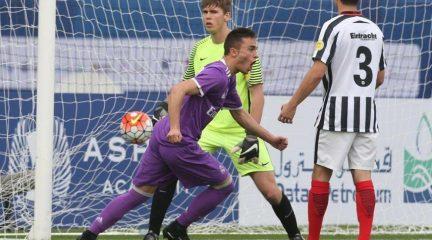 El valdemorillense Raúl Sansegundo se prepara para debutar en Segunda B con el Melilla