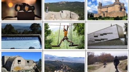 Naturaleza, patrimonio y turismo activo: 16 propuestas para descubrir la Sierra de Guadarrama en el progresivo regreso a la normalidad