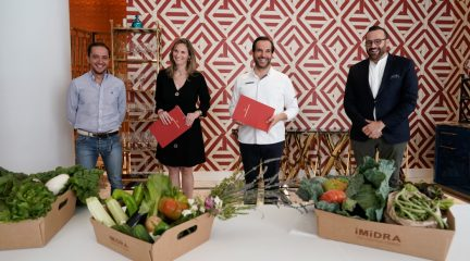 """La finca del chef Mario Sandoval en San Lorenzo contará un nuevo laboratorio de agricultura abierta """"Agrolab"""""""