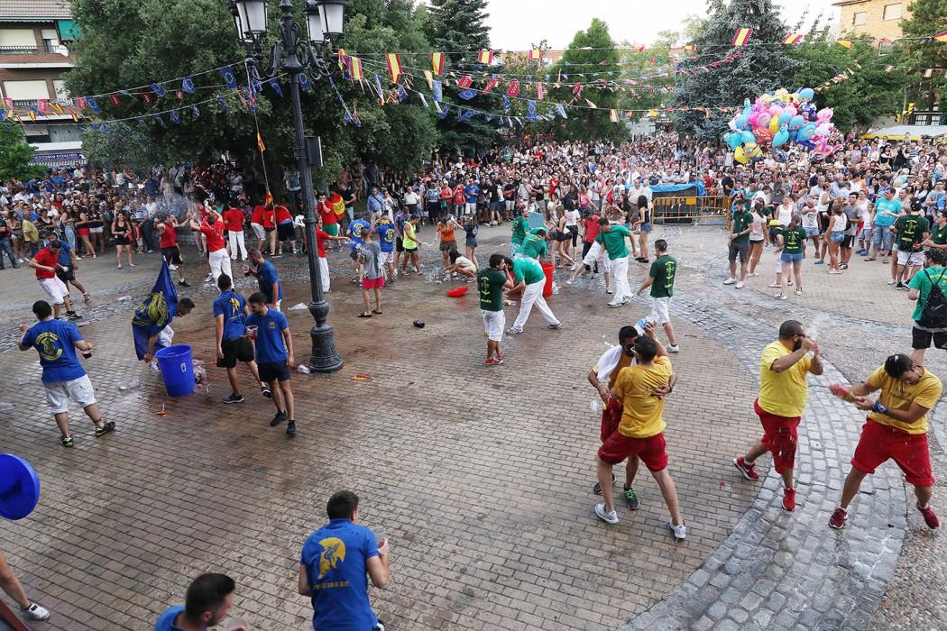 suspension fiestas santiago villalba
