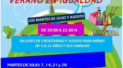 """Los talleres gratuitos de los """"Martes divertidos"""" regresan a Valdemorillo desde esta semana"""