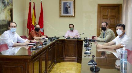 Alcaldes de siete municipios de la Sierra de Guadarrama piden a la Delegación del Gobierno más efectivos de Guardia Civil