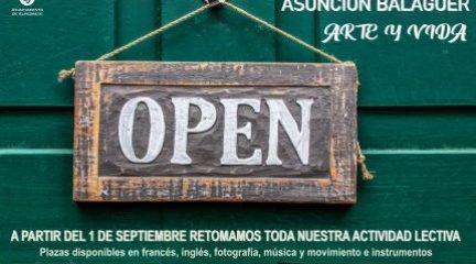 La Casa de Cultura de Alpedrete desarrolla un protocolo de seguridad para retomar su actividad en septiembre