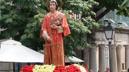 La alcaldesa de San Lorenzo anuncia la suspensión de las Fiestas Patronales y de la Romería de la Virgen de Gracia