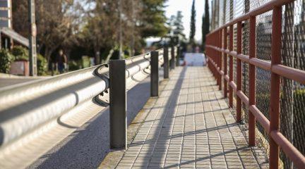 La Junta de Gobierno de Las Rozas aprueba la adjudicación de las obras de la pasarela peatonal Camino del Tomillarón