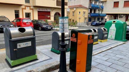 El Escorial cuenta con ocho nuevos puntos para reciclar el aceite usado