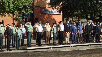 Acto en Los Arroyos en memoria de los fallecidos por Covid-19