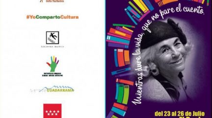 El recuerdo de Camen Martín Gaite en la Semana de Las Artes de El Boalo
