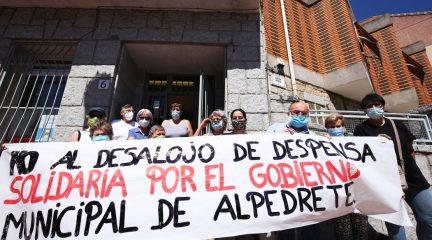 La Despensa Solidaria de Alpedrete, sin sede desde el próximo jueves 23 tras la finalización de un convenio con el Ayuntamiento