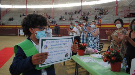 Una promoción excepcional: la graduación más especial de los alumnos de 6º del colegio Juan Falcó de Valdemorillo