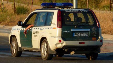 La Guardia Civil tendrá 176 nuevos agentes en la Sierra Norte este verano