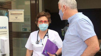 Nueva reunión de coordinación sobre la Covid-19 entre el Ayuntamiento de Torrelodones y el Centro de Salud