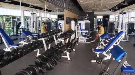 La Sala de Musculación del Polideportivo de Torrelodones abre sus puertas