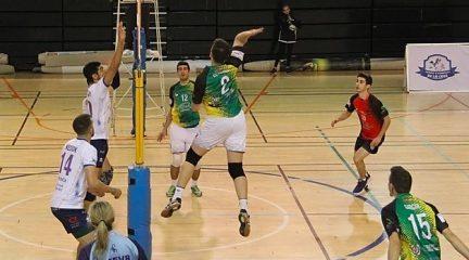 El Club Voleibol Collado Villalba renueva a Rafa Palet y Nacho Herrero