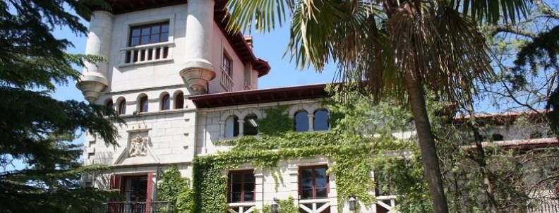 Edificio de la Universidad Nebrija en La Berzosa