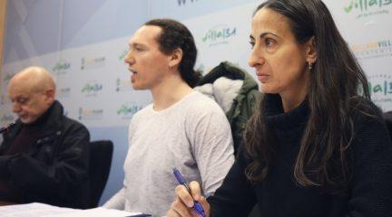 Unidas por Collado Villalba pide que el nuevo contrato de limpieza de los colegios incluya personal durante toda la jornada escolar