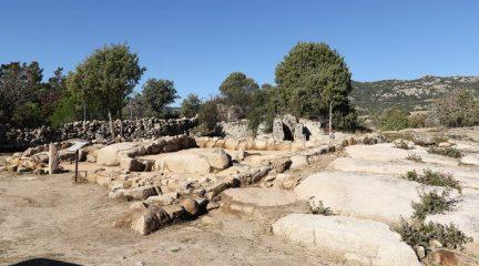 Hoyo de Manzanares amplia las visitas teatralizadas en su yacimiento arqueológico de La Cabilda